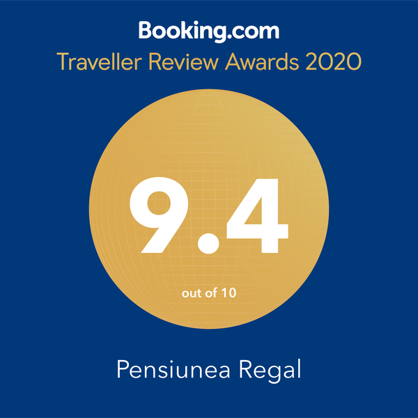 Pensiunea Regal Booking